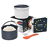 Best Good Cook Rice Cookers - Zwippy Microwave Rice and Pasta Cooker - Easy Review