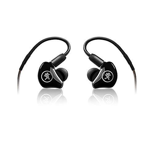 Mackie MP-240 - Pulsadores in-ear profesionales con doble controlador híbrido