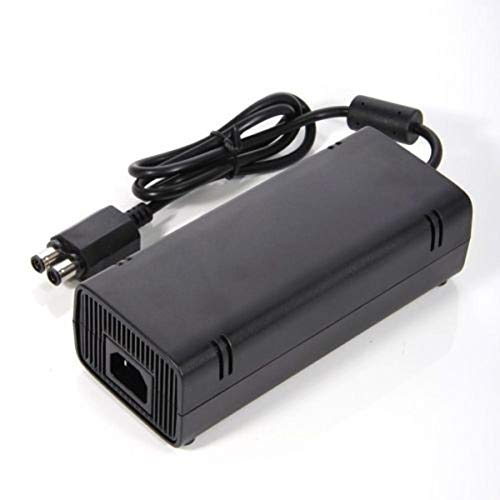Sundlight Xbox 360 AC Adapter Power Supply Cord for Xbox 360 Slim,Auto Voltage