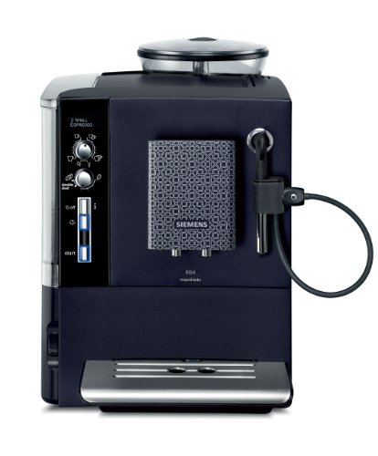 Siemens TE503511DE Espresso-/Kaffeevollautomat / EQ.5 macchiato / 1600 Watt max. / midnight