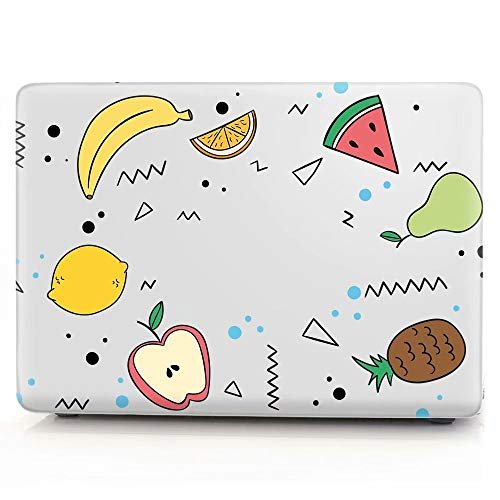 Case for Macbook Pro 13 inch,RQTX Plastic Hard Shell Full-pack Case,Laptop Hard Cover only Compatible with Macbook Pro 13 inch with Retina Display(Model:A1425/A1502),Fresh Watermelon