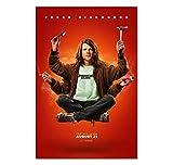 DIANFANBAO Jesse Eisenberg Poster Leinwand Poster Kunst
