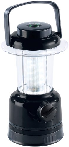 PEARL Laterne mit Batterie: Dimmbare LED-Laterne mit Batteriebetrieb, 0,7 Watt, 66 Lumen, IP50 (Laterne LED Batterie)