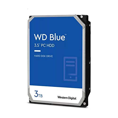 """Western Digital Blue 3.5"""" 3000 Go SATA"""