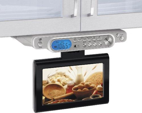 Gpx Undercounter 10.1 Inch LCD Tv