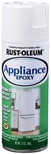 Rust-Oleum 7881830 7881-830 Appliance Epoxy, 12 oz, White