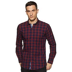 Monte Carlo Men's Regular fit Casual Shirt 10 41LdoEWVwVL. SS300