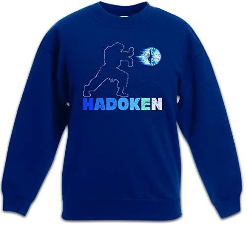 Urban Backwoods Hadoken II Kinderen Jongens Meisjes Sweatshirt Pullover Trui