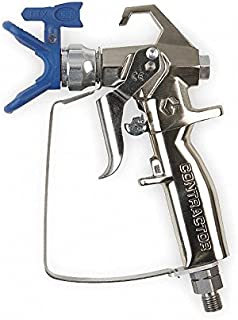Graco Contractor Gun, 2 Finger Trigger w/RAC X 517 Tip & Guard 288420