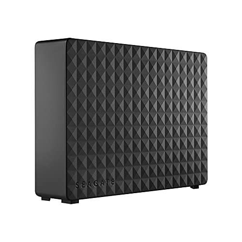 Seagate Expansion 10TB External Hard Drive HDD - USB 3.0 for Desktop and Mobile Device, Crypto Chia Mining
