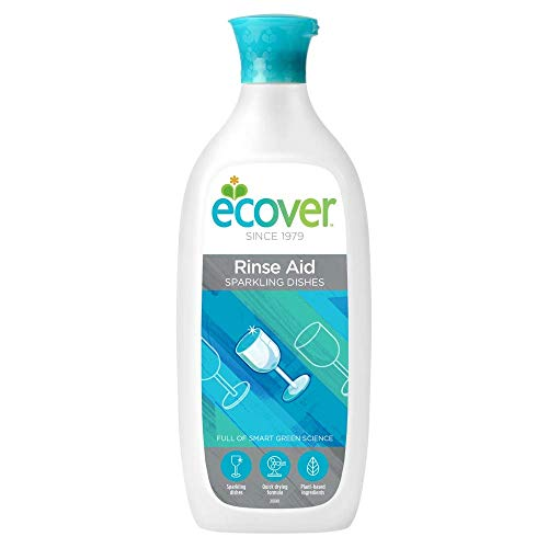 Ecover ecological dishwasher rinse aid, 500ml, EACH