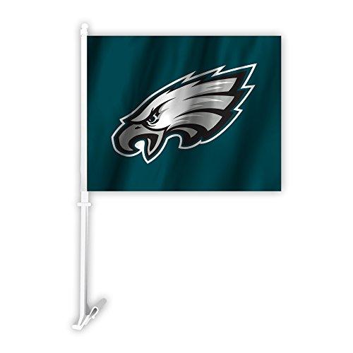 Fremont Die NFL Philadelphia Eagles KFZ Flagge