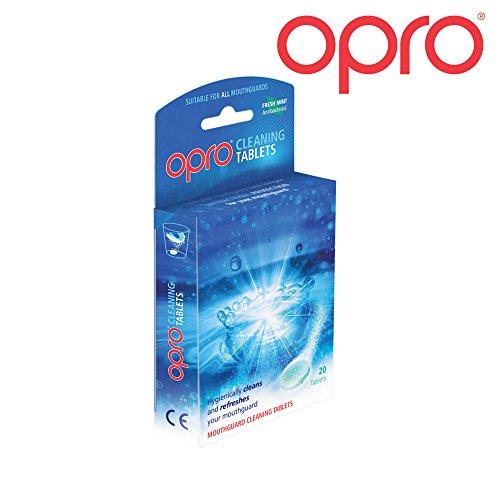 Opro Refresh Mundschutz Reinigungstabletten - Tabletten 20 Stück