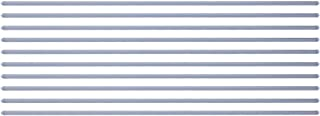 T8 T10 T12 2FT LED Light Tube - 8W 24 Inch Led Fluorescent Tube Replacement, 20W Equivalent, 1120 Lm, 5000K Cool White, Ba...
