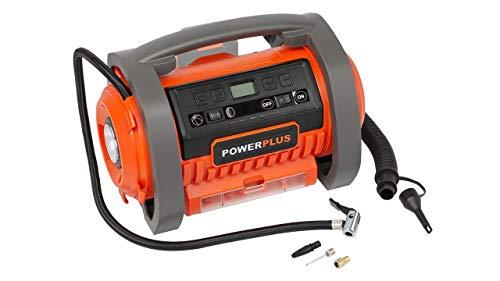 Powerplus Dual Power Luftpumpe Powerplus Kompressor 20V (ohne Akku)
