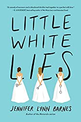 Little White Lies, Jennifer Lynn Barnes, debutantes, Southern belles, freeform, ya books, ya mysteries, ya contemporary, book review