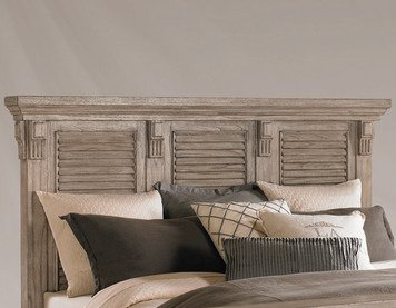Learn More About Henry Link California King Colton's Point Headboard - CLOSEOUT - 4011-119HB
