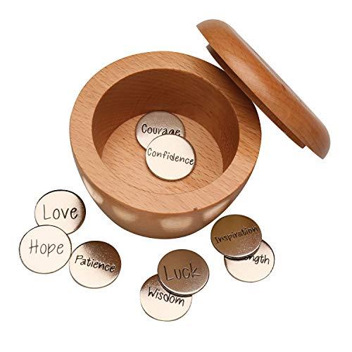 Inspirational Coin Box