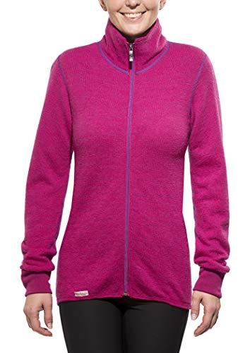 Woolpower 400 Colour Collection Full-Zip Jacket Cherise/Purple Größe XL 2020 Funktionsjacke