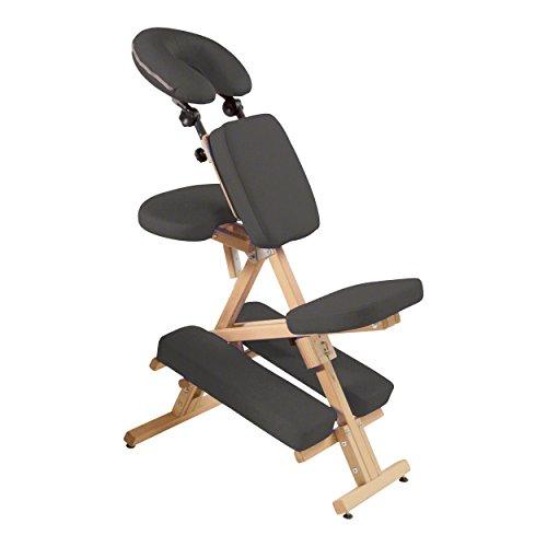 Preisvergleich Produktbild Sport-Tec Therapiestuhl Delta Harmony inkl. Schultertragegurt,  Massagestuhl,  Massagetisch