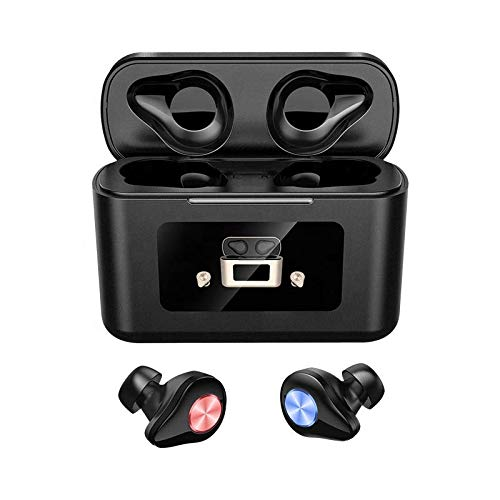 Project Telecom Premium Noise Cancelling Wireless Bluetooth Earbuds | for Calls and Music | Compatible with HCL