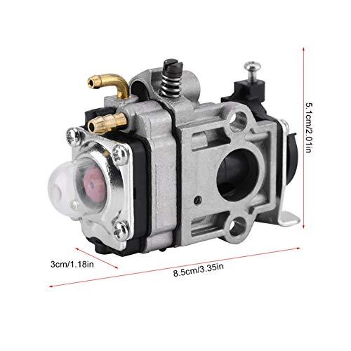 Carburatore decespugliatore decespugliatore con kit di riparazione, kit di riparazione carburatore per decespugliatore CG430 CG520 BC430 BC520 trimmer