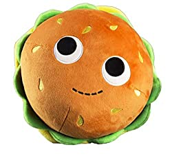 Kidrobot Yummy World Bunford Burger Medium Plush Standard