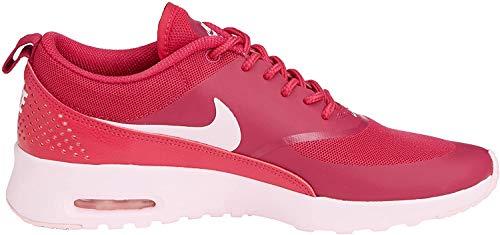 Nike Air Max Thea, Damen Sneakers, Violett (SPORT FUCHSIA/PRISM PINK 605), 38.5 EU