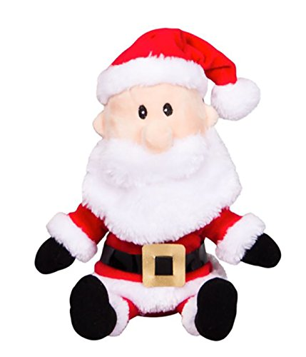 Cuddly Soft 16 inch Stuffed Mr. C (Santa Claus)...We Stuff 'em...You Love 'em!