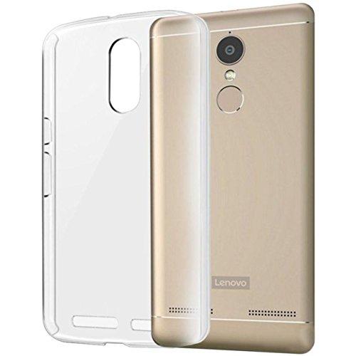 Lenovo K6 Power Hülle, Weiche Silikon Gel Handyhülle Rückseitenabdeckung Transparent Dauerhaft Kratzsicher Schützend, Crystal case Cover TPU Bumper für Das Lenovo K6 Power