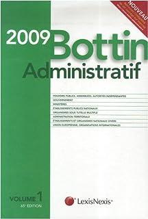 bottin administratif 2018