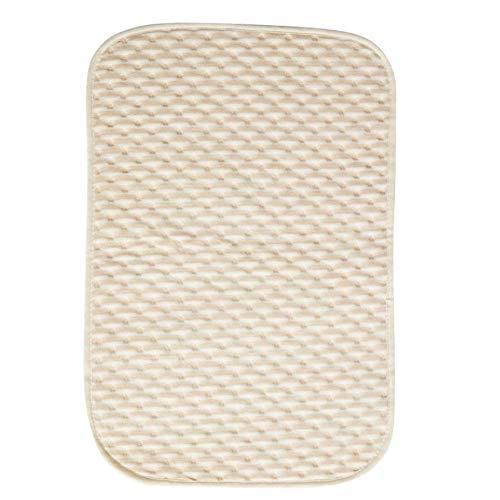 Couche-culotte pour bébé en tissu organique coloré coton couche-lit lit pad imperméable à l'eau absorbant couche-culotte réutilisable changer couverture pour bébé,70*100cm