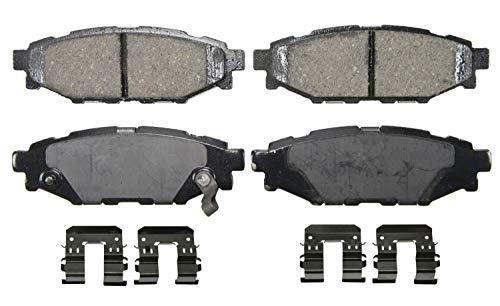 Wagner Quick-Stop ZD1114 Ceramic Disc Brake Pad Set