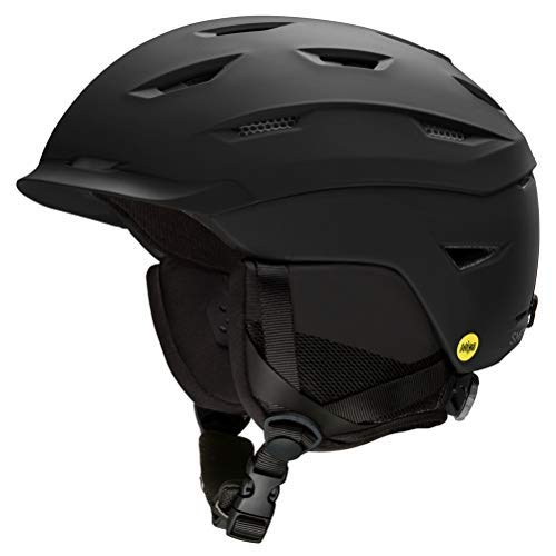 Smith Men's Level MIPS Snow Helmet Matte Black XL