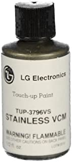 LG Electronics TUP-3796VS Refrigerator Touch-Up Paint, Stainless VCM