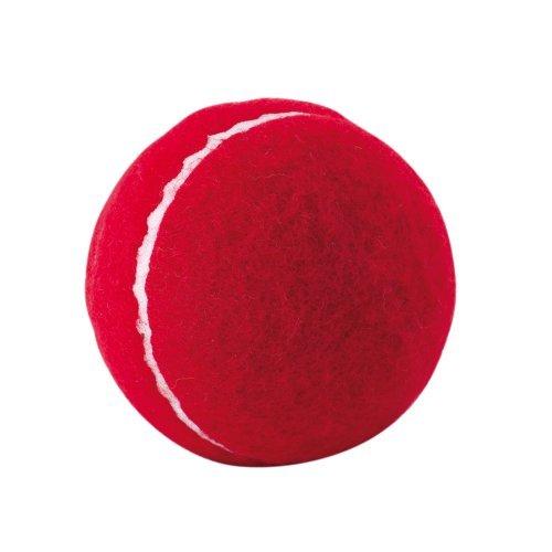 Nivia Heavy Red Cricket Tennis Hard Ball by Nivia
