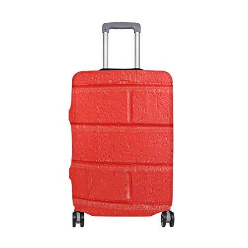 Promini Reisegepäck-Abdeckung, für Kaffee und Gesundheit, waschbar, elastisch, staubdicht, 45,7-81 cm
