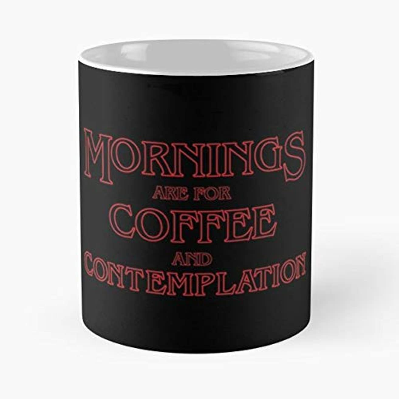 Stranger Things Season 2-11oz Novetly Ceramic Cups, Unique Birthday And Holiday Gifts For Mom Mother Wife Women.