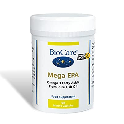 BioCare Mega EPA (Omega-3 Fish Oil) by Biocare Ltd