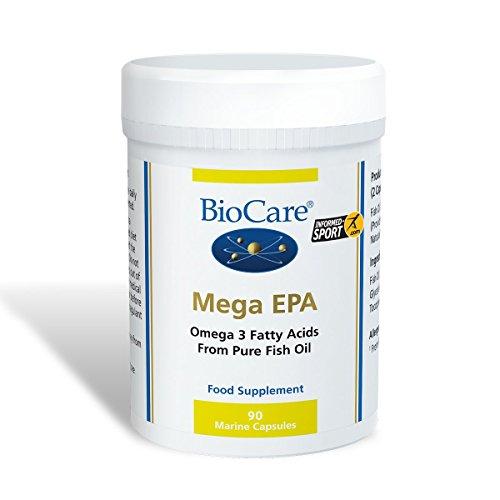 BioCare Mega EPA (Omega-3 Fish Oil)