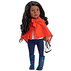 An 18 inch doll is a great gift for Girl Scouts