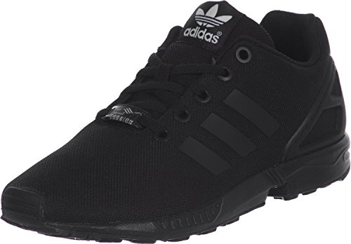 adidas ZX Flux J, Zapatillas Unisex Adulto, Negro (Core...