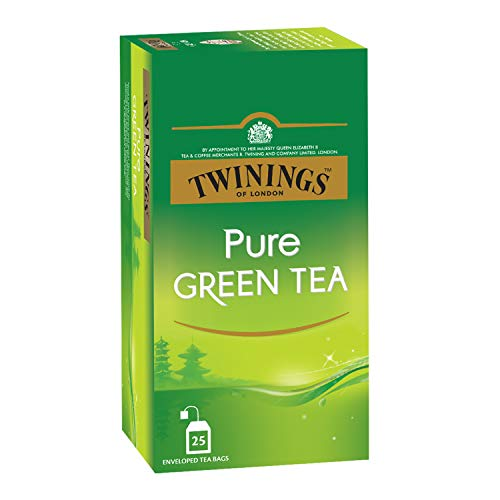 Twinings Pure Green Tea, 50 gm