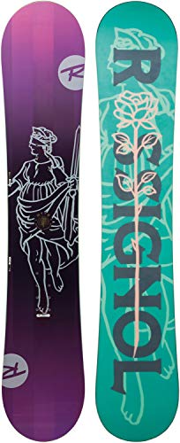 Rossignol Myth Damen-Snowboard – Größe 139 – Violett