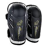 Fox Racing Unisex-Child Titan Sport Motocross Elbow Guards,Black,One Size
