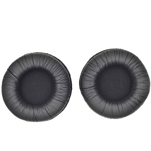 Cojín de repuesto almohadillas para los oídos orejeras de protección auditiva orejeras funda de almohada para Sony MDR-V55BR auriculares estilo DJ