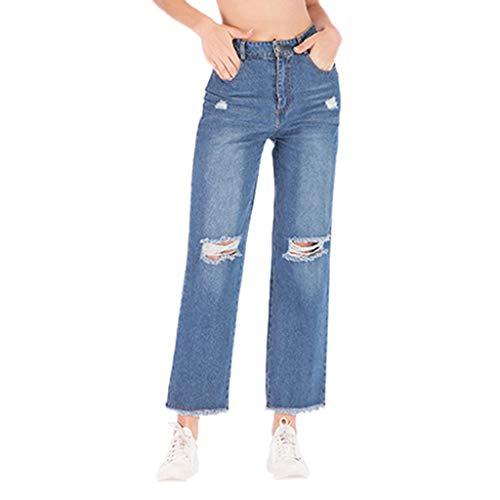 Guesspower Jeans, Femmes Denim Yoga Pantalons Slim Leggings Fitness Plus La Taille Longueur