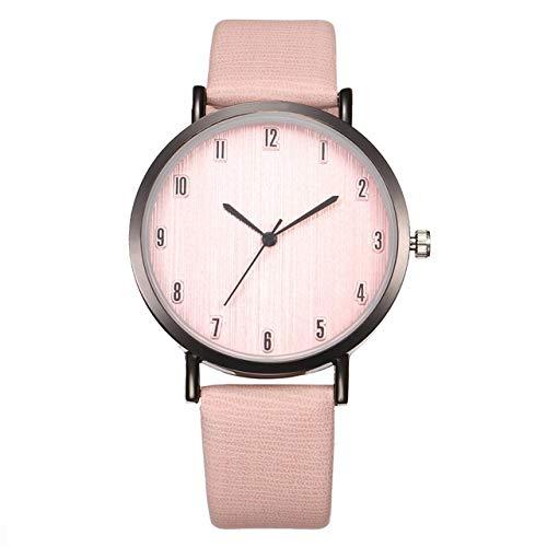 WDQTDY Nieuwe Eenvoudige Dames Quartz Horloge Temperament Casual Horloge Vrouwelijke Modellen Grote Wandklok Mechanisme Bayan KOL saati erkek saat 50* als De Foto Toont