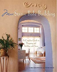 eco building book about strawbales cover image