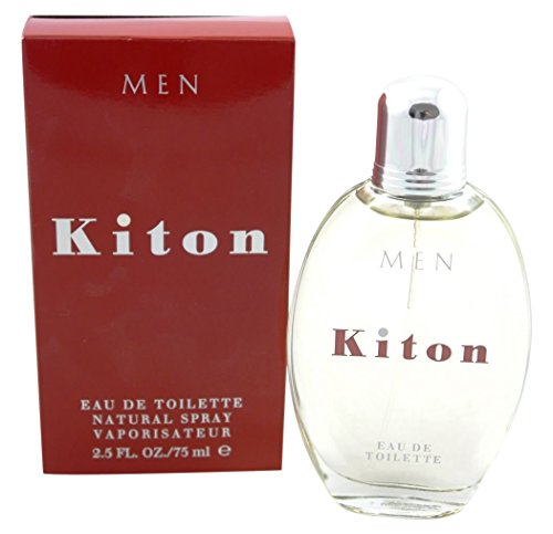 Kiton Eau de Toilette Natural Spray Vaporisateur 75 ml